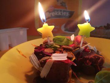 Delicius cake from brekkies_es!! 😺❤️❤️❤️👌