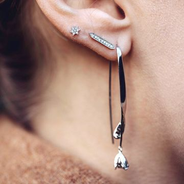 The perfect fitn̶e̶s̶s̶.. What working out in style looks like.. 🤸⠀ __⠀ ⠀ #GymLife #Motivation #InstaFit #Fitspo #StudEarrings⠀ #EarCandy #EarParty #EarringSwag #EarringStyle ⠀ #DiamondsFromAntwerp #JewelleryAddict #IkKoopAntwerps